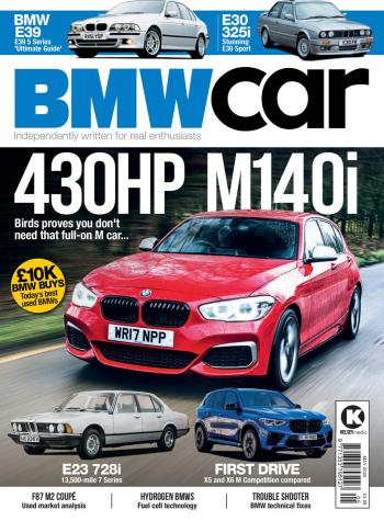 Editorial - Birds BMW M140i - BMW Car Magazine - April 2020